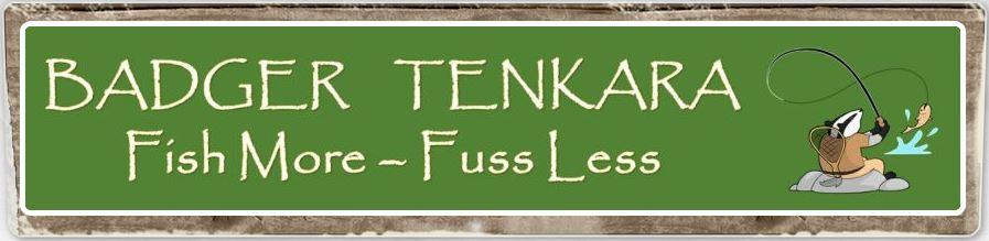Badger Tenkara sells Tenkara fly fishing rods