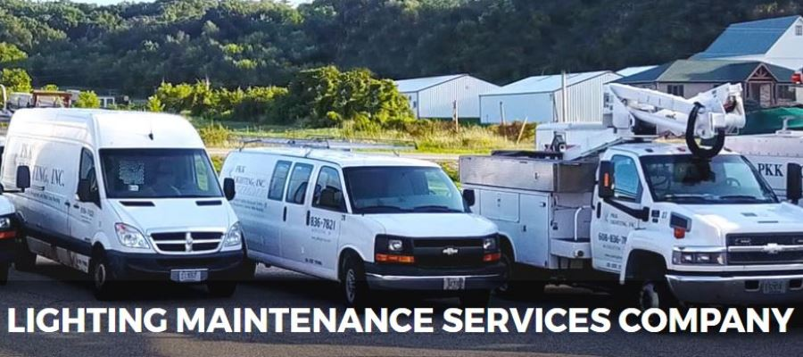 PKK Lighting - a lighting maintenance services company in Madison, WI